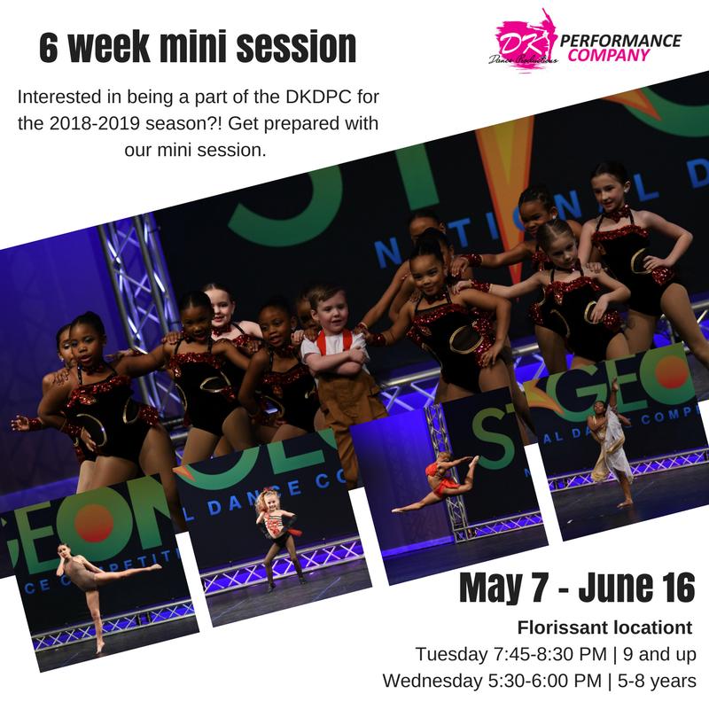 6 week mini session-2