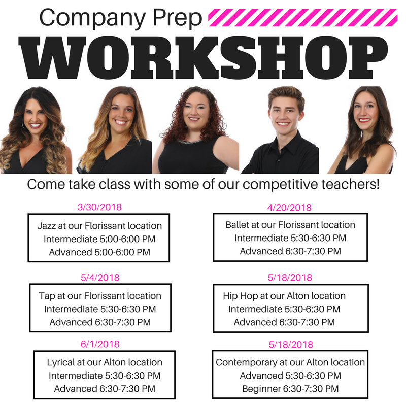 Company Prep Workshop