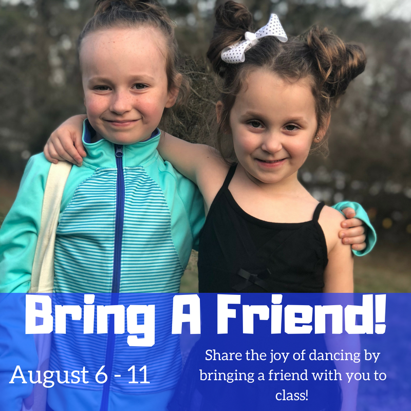 Bring A Friend!